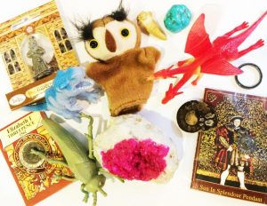 Pocket money trinkets: all gift show items shown cost £1.50 or less