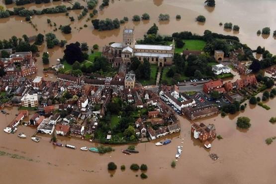Tewkesbury, 2007