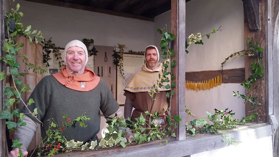 Pilgrims in the House: A Living History Event 6 & 7 May