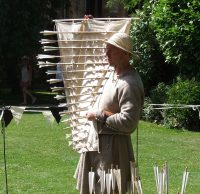 Life in a Medieval House : A Living History Event 14 & 15 July