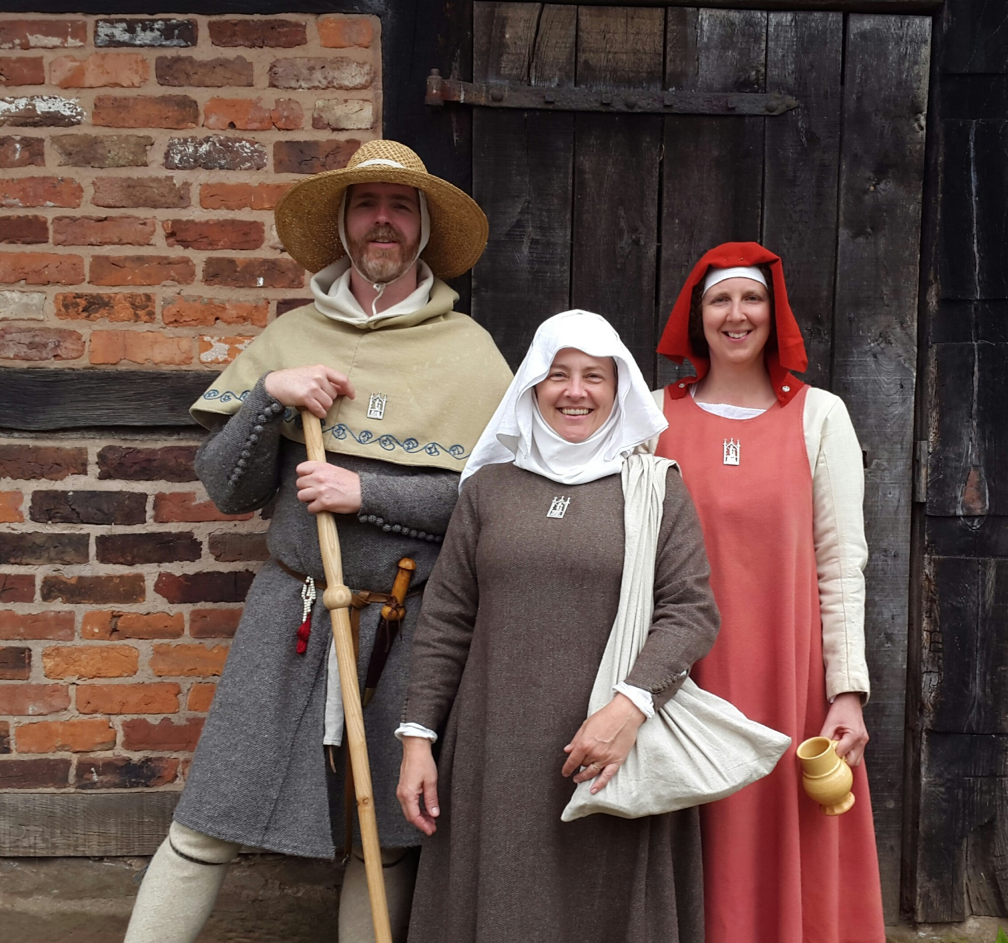 Life in a Medieval House : A Living History Event 8 & 9 July