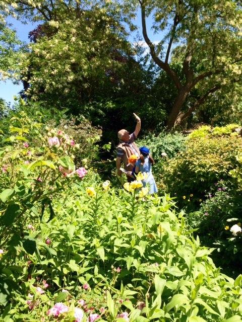 Fun in the Secret Garden: Easter Holidays Activity