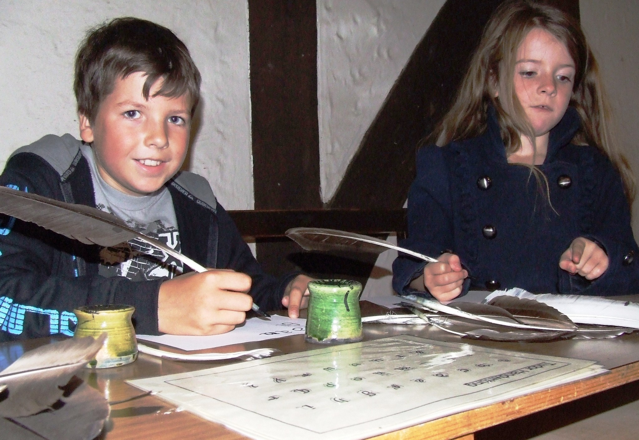 Historic Games & Crafts: Summer Holiday Activity