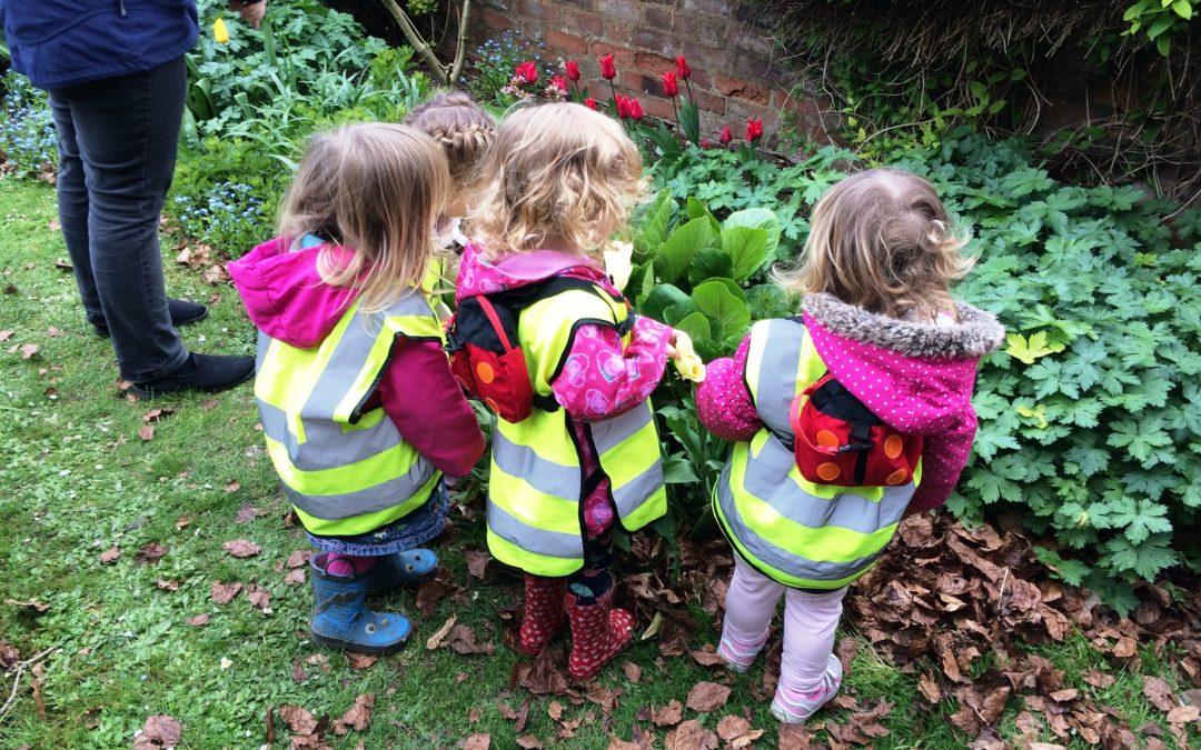 Fun in the Secret Garden: Summer Holiday Activity