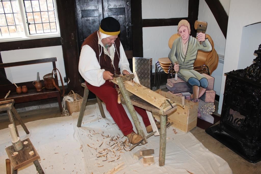 The Secrets of a Medieval Builder (Living History Event)